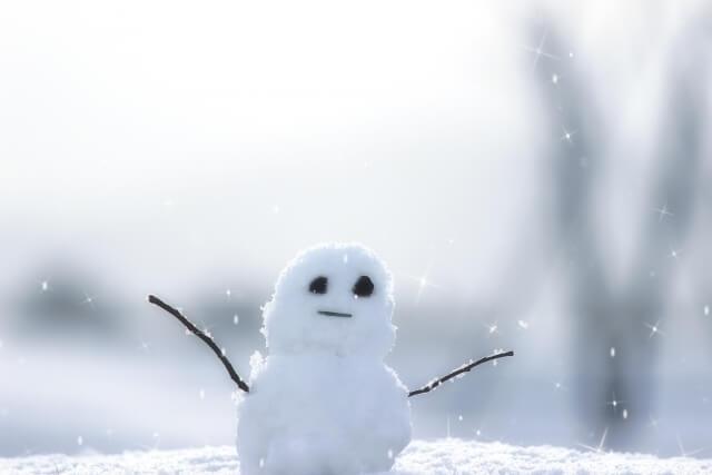 冬のお菓子